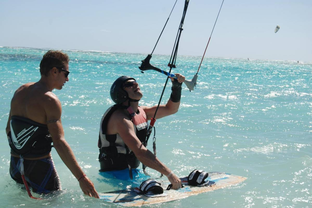 Kite Club Cabarete 3 Day Refresher Pack