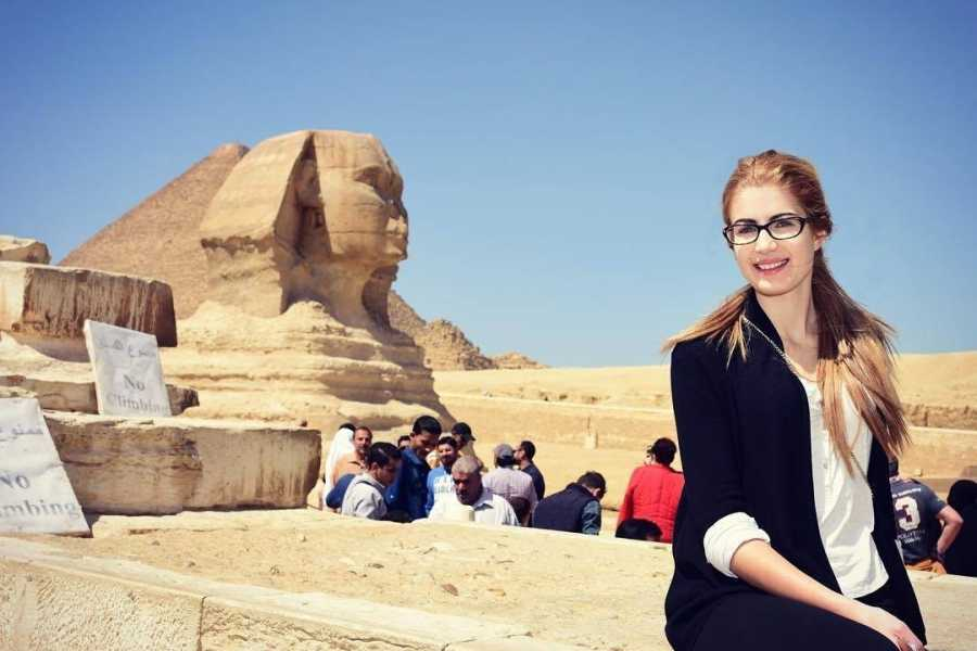 EMO TOURS EGYPT Private 8-Hour Tour: Giza Pyramids, Memphis, Saqqara, and Dahshur Pyramids