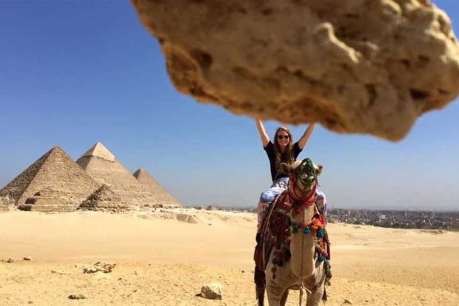 EMO TOURS EGYPT Private Day Tour to Giza Pyramids Sphinx Memphis Saqqara and Dahshur Pyramids