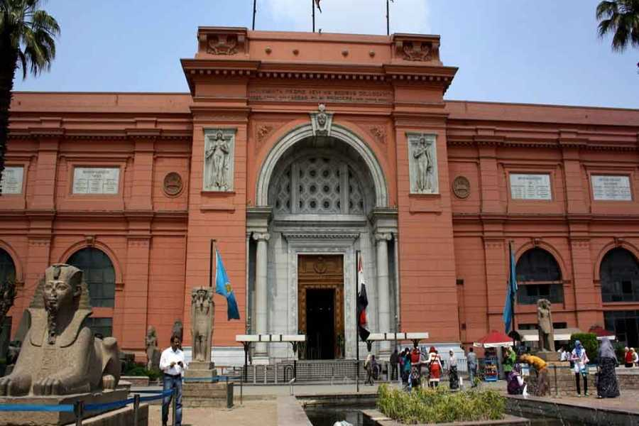 EMO TOURS EGYPT Tour to Egyptian Museum Citadel and Coptic Cairo