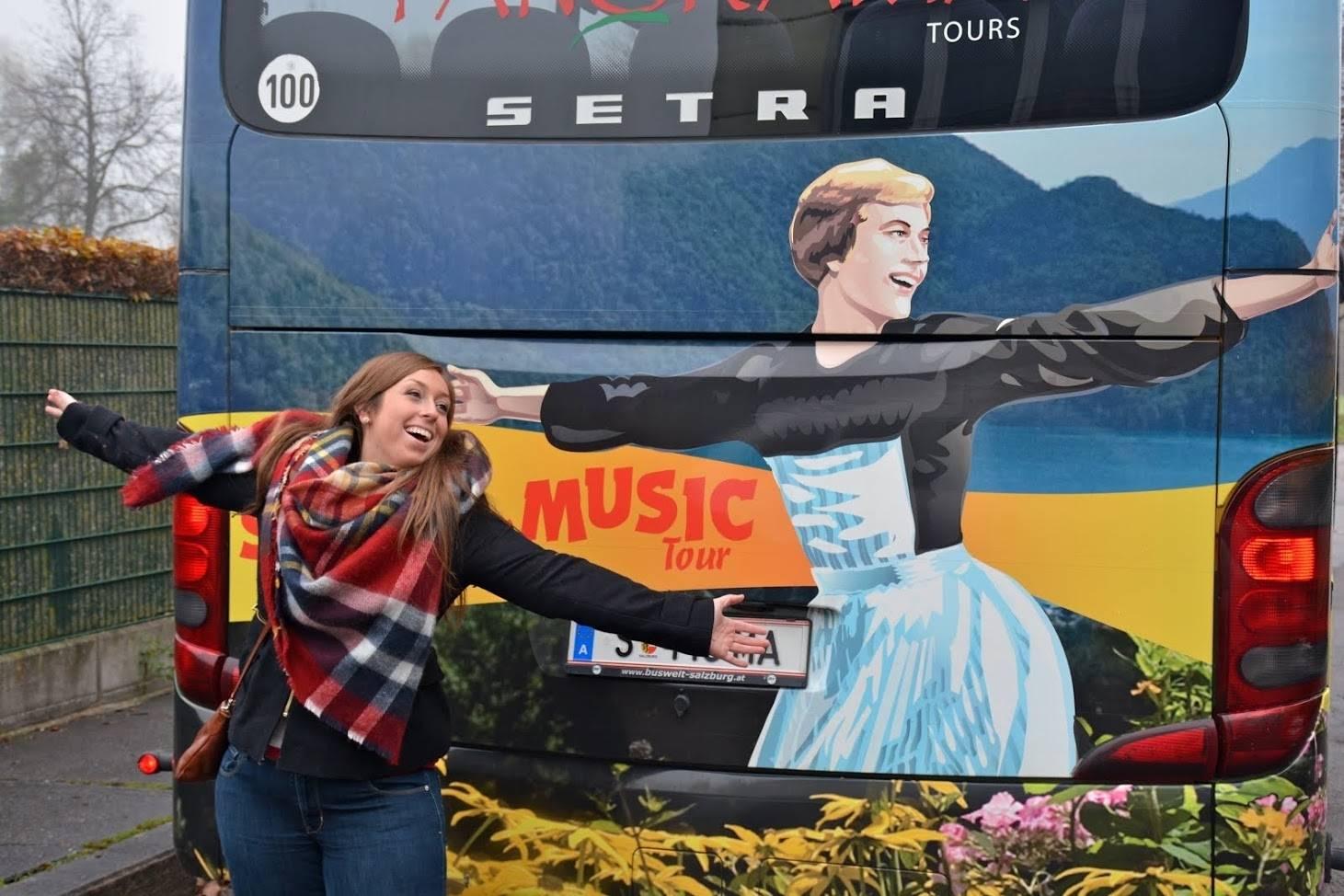 Salzburg Sound Of Music Tour Bus2alps