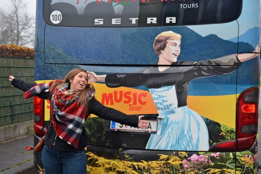 Bus2Alps AG Salzburg: Sound of Music Tour