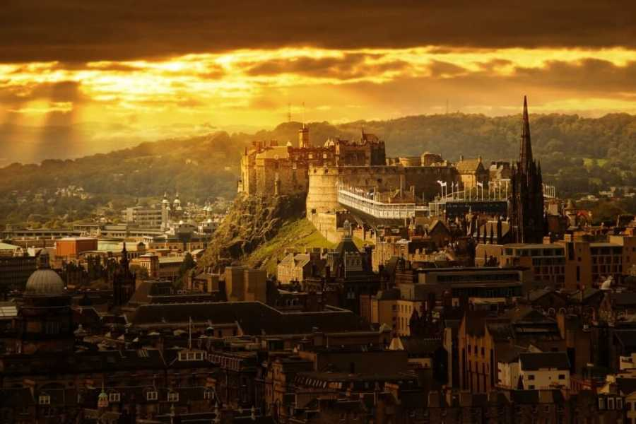 Halal Tourism Britain Edinburgh Package A