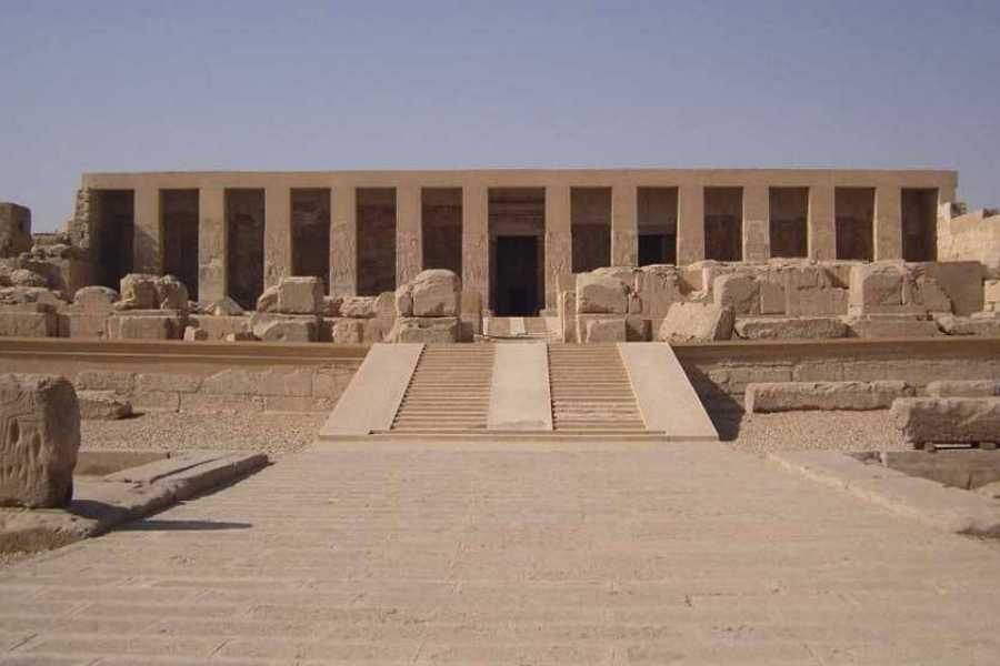 EMO TOURS EGYPT Dendara and Abydos Temples Day Tour from Luxor