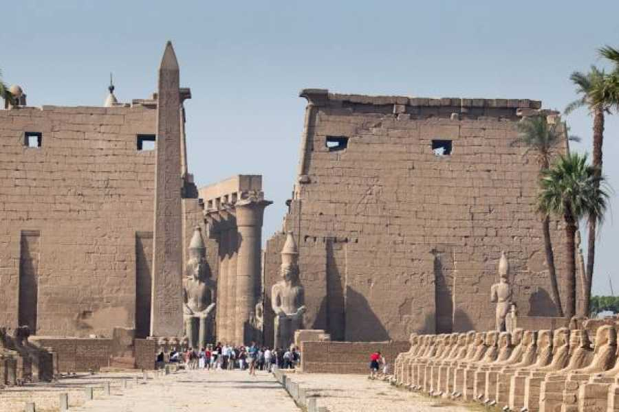 EMO TOURS EGYPT Guided trip to the West Bank in Luxor