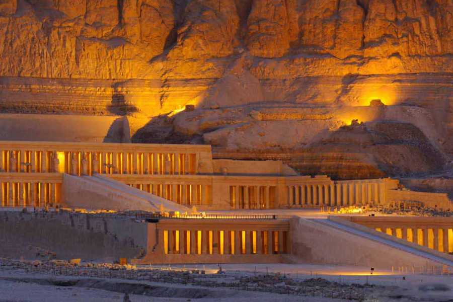 EMO TOURS EGYPT Luxor Private Full-Day Tour: Discover the East and West Banks of the Nile