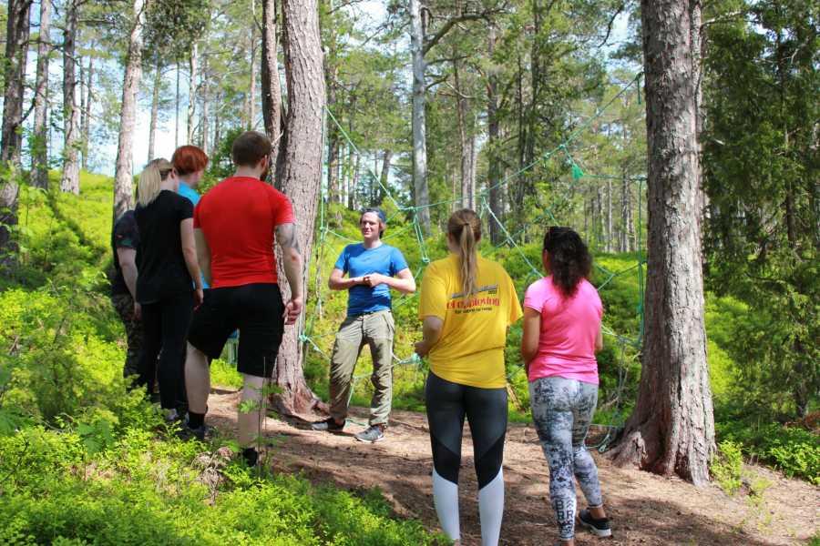 Nordfjord Aktiv Aktivitet - Teamutvikling - Moro