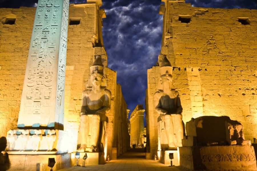 EMO TOURS EGYPT Luxor Private tour to the East & West Bank of the Nile