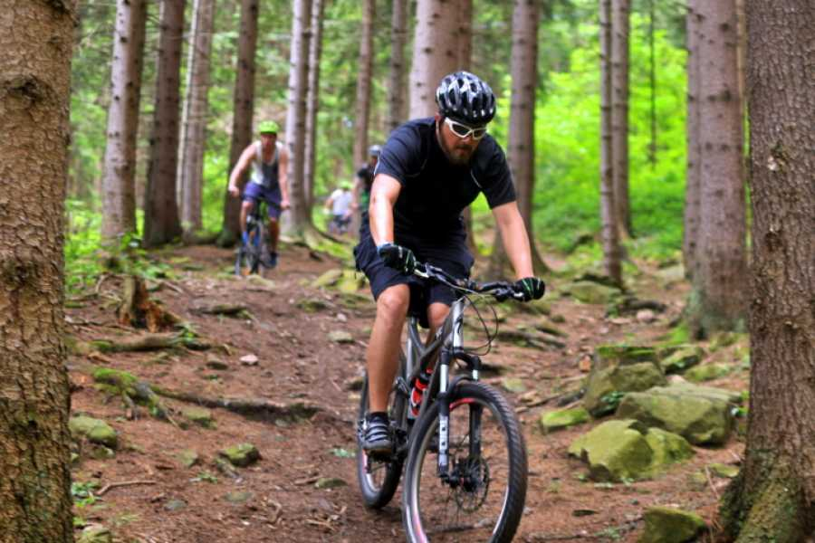 Green Visions Trebevic MTB experience