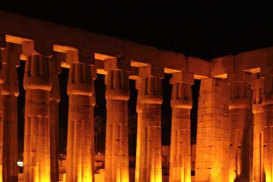 EMO TOURS EGYPT Luxor Sound and Light Show at Karnak Temple