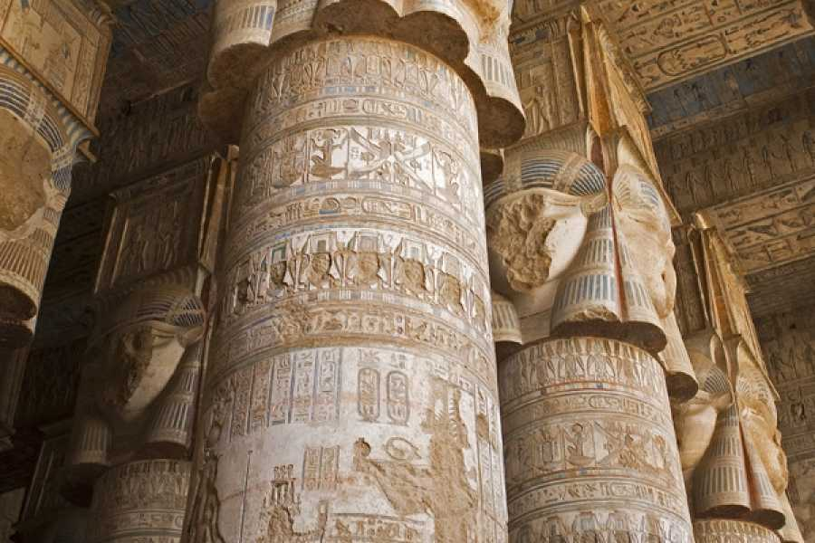 EMO TOURS EGYPT Private Habu Temple, Valley of the Artisans, Valley of the Queens from Luxor