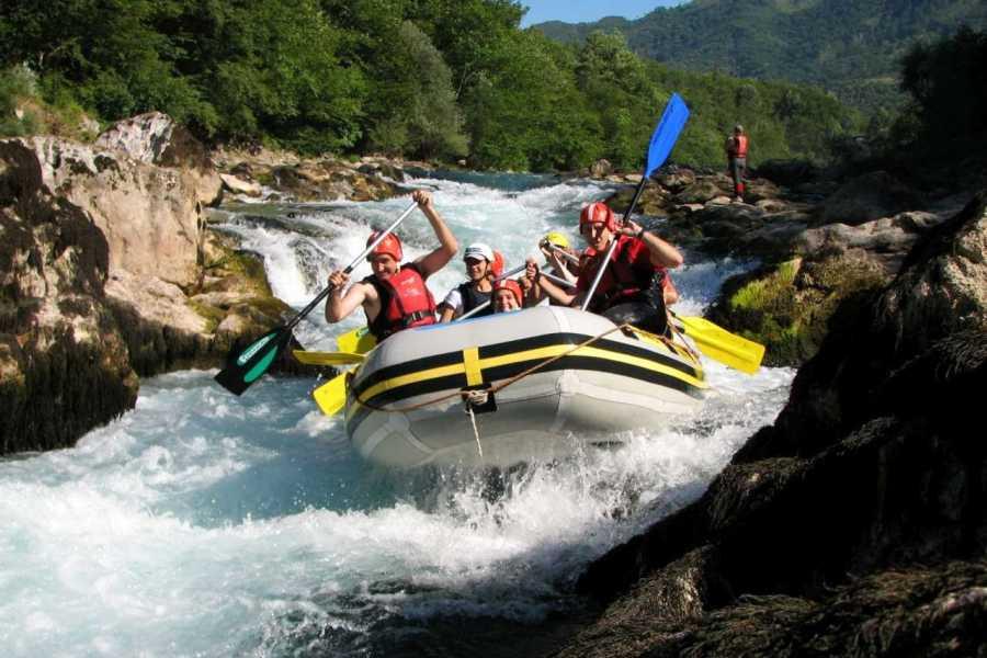 Green Visions Neretva river rafting
