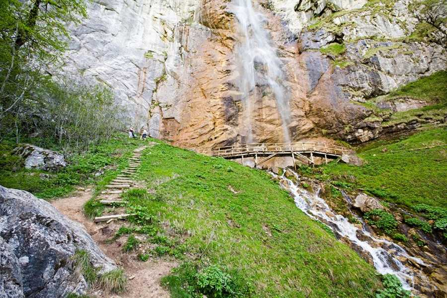 Green Visions Discover Skakavac Waterfall