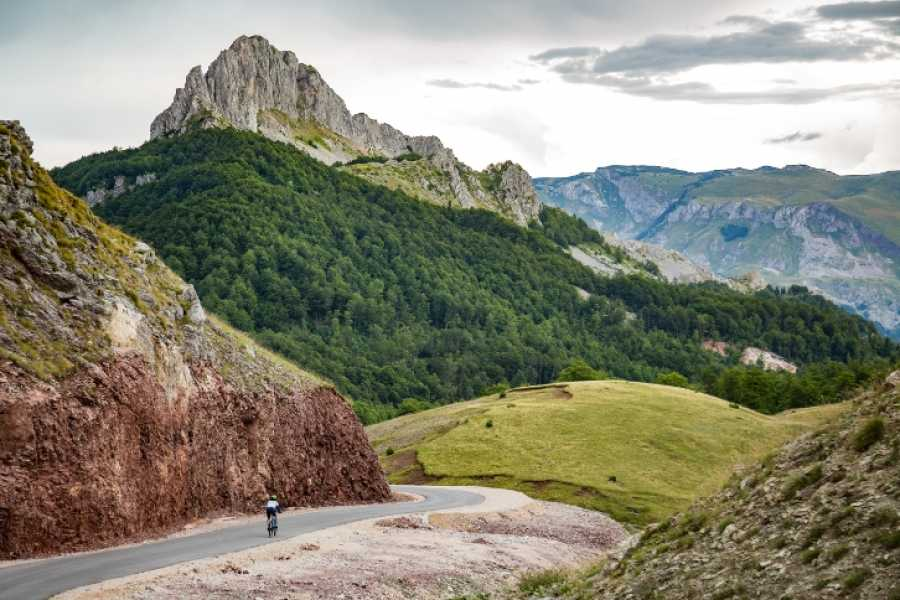 Green Visions Cycling Dinaric Alps Tour Self-Guided (3Days)