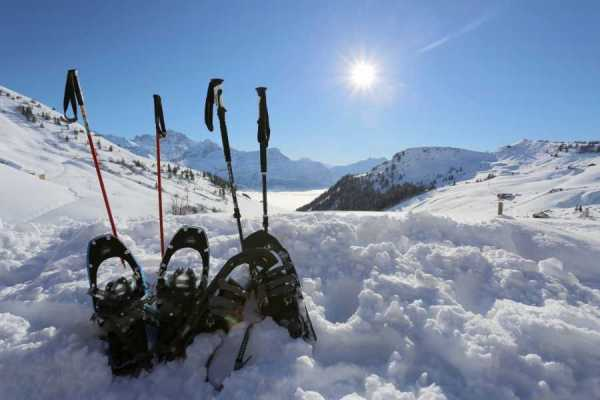 URI ADVENTURE - AF Sport GmbH Schneeschuhwandern für Anfänger