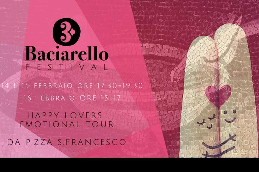 Ravenna Incoming Convention & Visitors Bureau Happy Lovers Emotional Tour