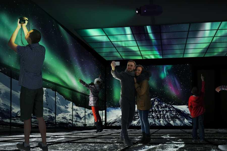 Northern Lights Xperium Northern Lights Xperium in Oslo, Norway