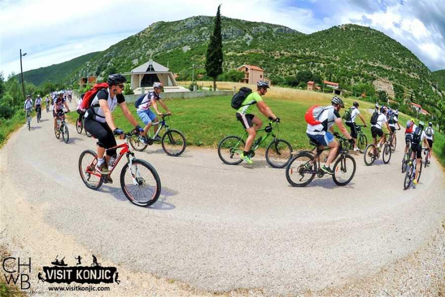 Visit Konjic Bike city tour Konjic