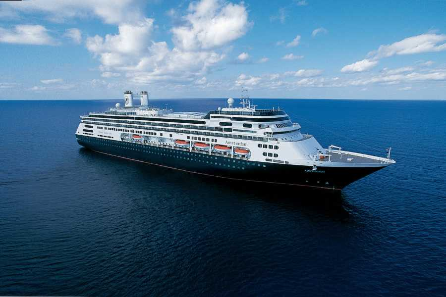 Green Island Tours - Easter Island Holland America - MS Amsterdam - February 10, 2019.