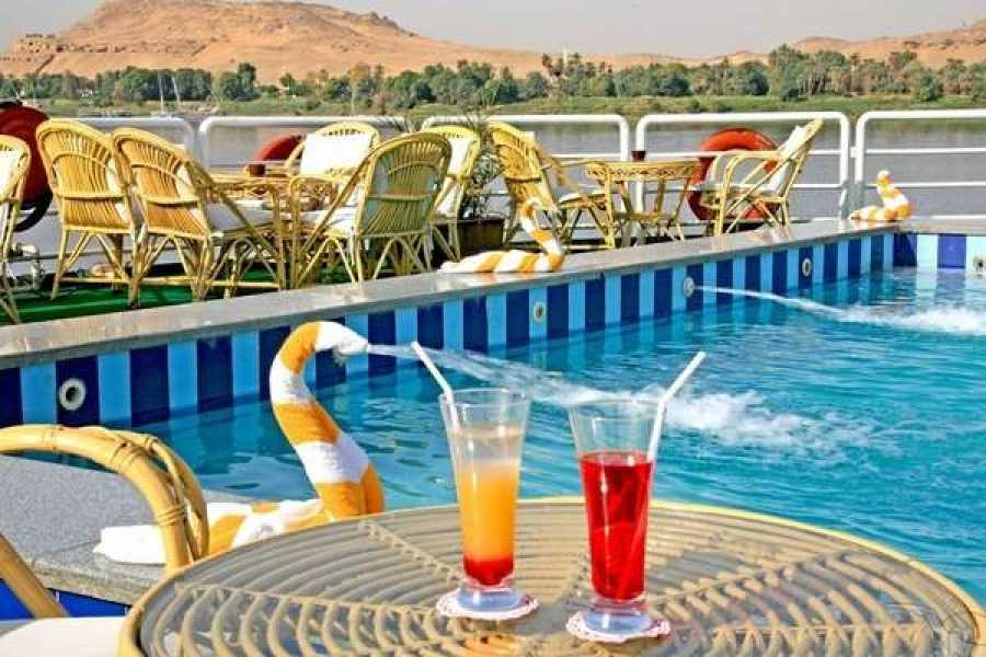 EMO TOURS EGYPT 4 Days 3 Nights From Aswan to Luxor with sleeper train and sightseen from Cairo
