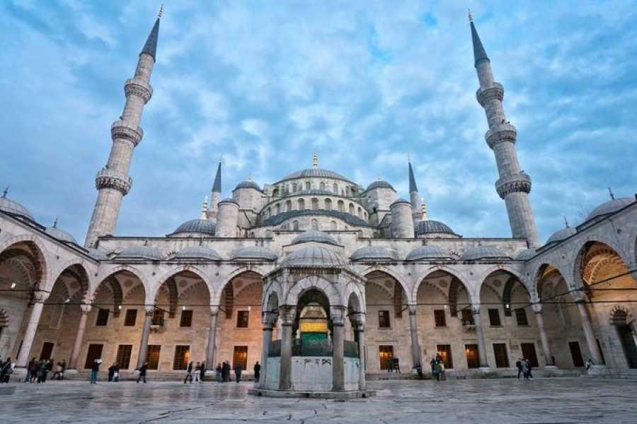Halal Tourism Britain Istanbul