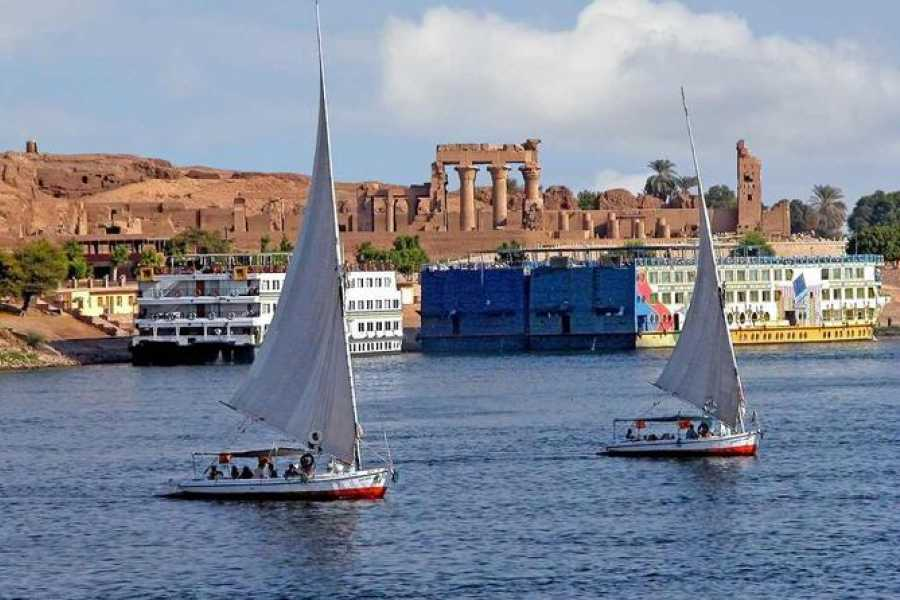 EMO TOURS EGYPT 5 days 4 nights Nile Cruise from Luxor to Aswan included round flight from Cairo