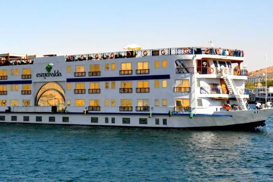 EMO TOURS EGYPT 5 days 4 nights Nile Cruise in Egypt From Luxor to Aswan from Luxor