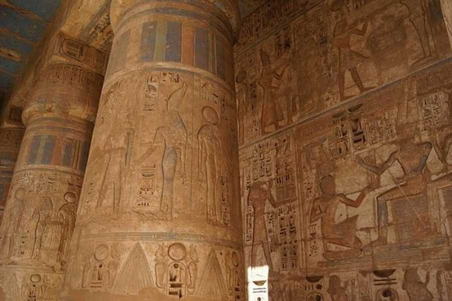 EMO TOURS EGYPT Book online Full day tour to West bank and East Bank in Luxor Egypt with Lunch