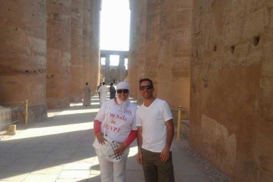 EMO TOURS EGYPT Book online one Day tour visit Luxor City East and west bank from Safaga port