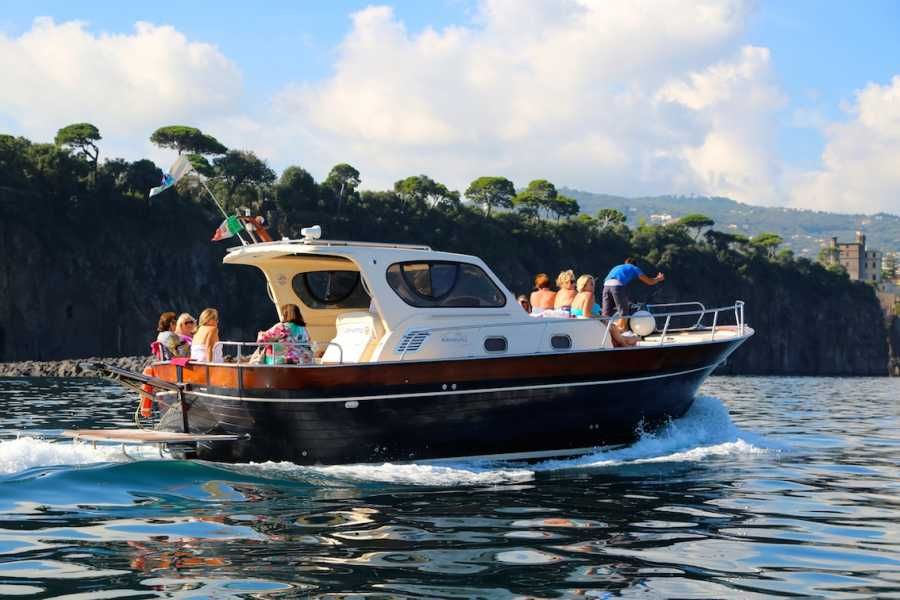 HP Travel Exploring Capri and Anacapri from Rome - Sea and city sightseeing tour