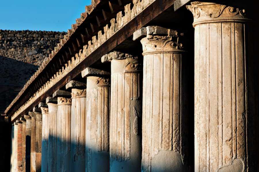 Travel etc Pompeii Small Group Walking Tour