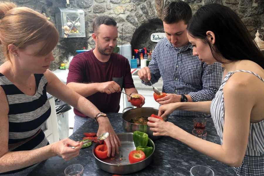 Grekaddict Cooking Class in Mykonos