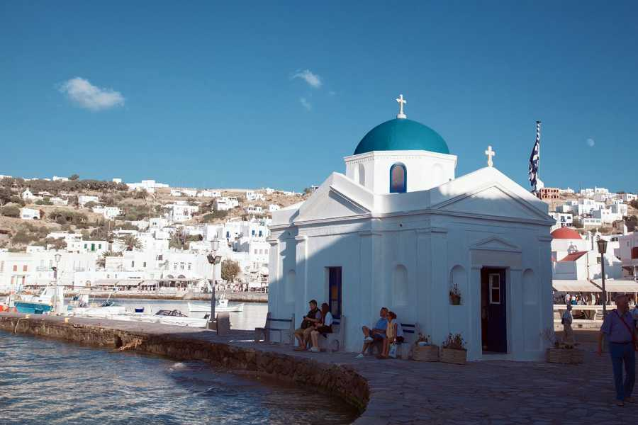 Grekaddict Grand Tour of Mykonos