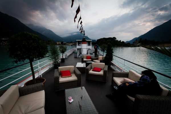 Interlaken Tourismus Halal Barbecue Cruise