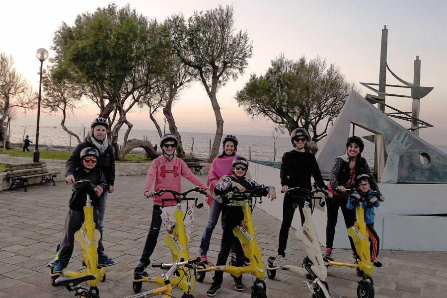 Grekaddict Chania Highlights Trikke City Tour