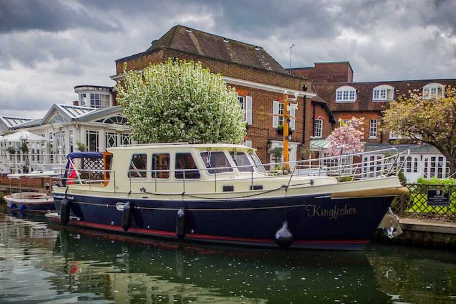 Halal Tourism Britain Windsor Kingfisher