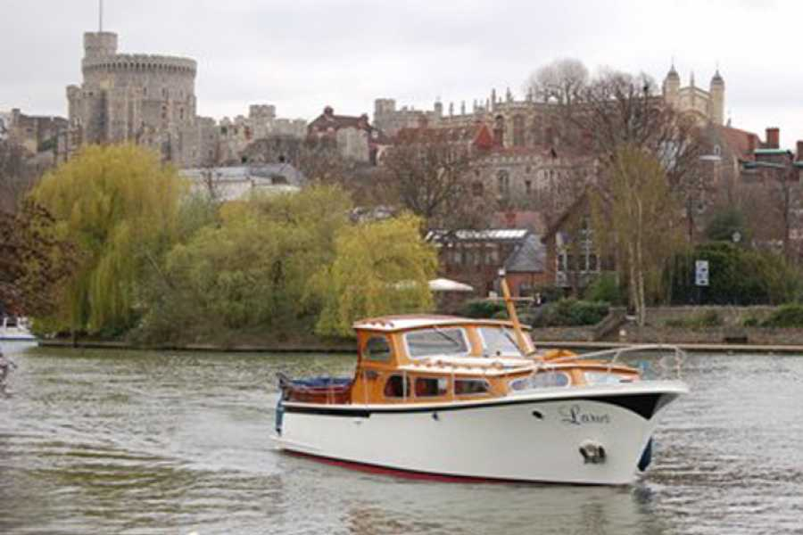 Halal Tourism Britain Windsor Larus