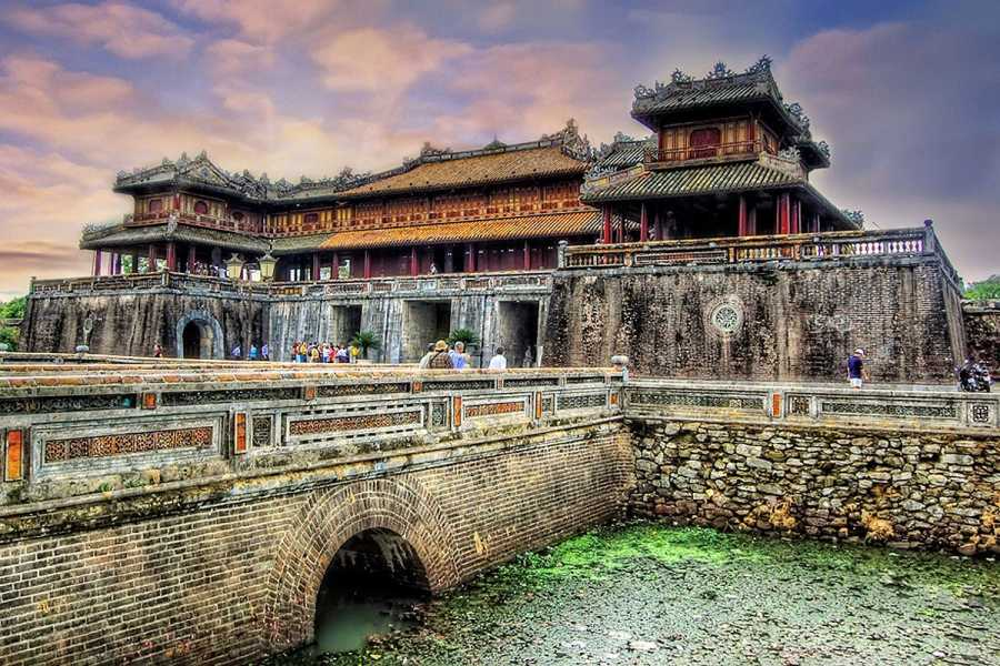 OCEAN TOURS HUE city tour full day