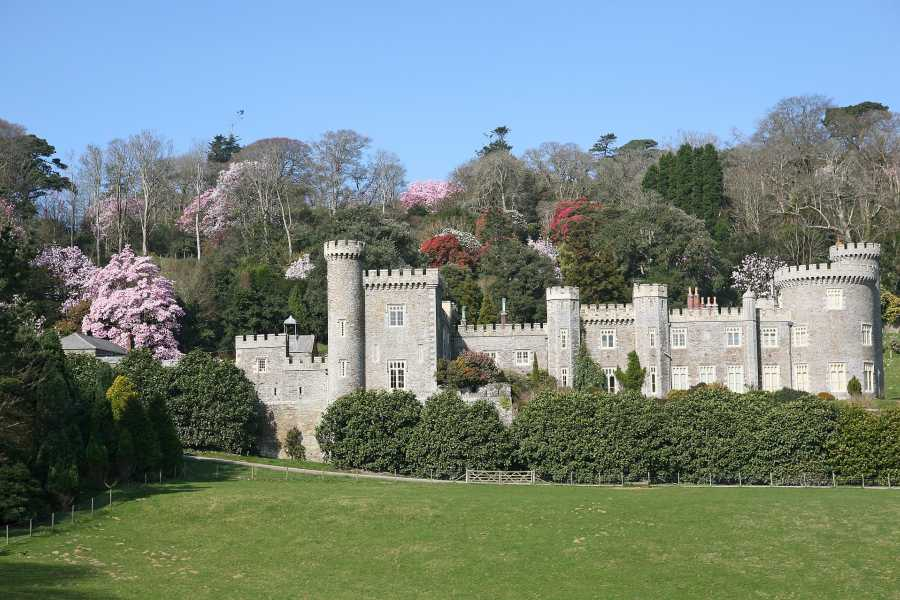 Oates Travel St Ives CAERHAYS CASTLE & GARDENS, TUESDAY 14TH APRIL 2020