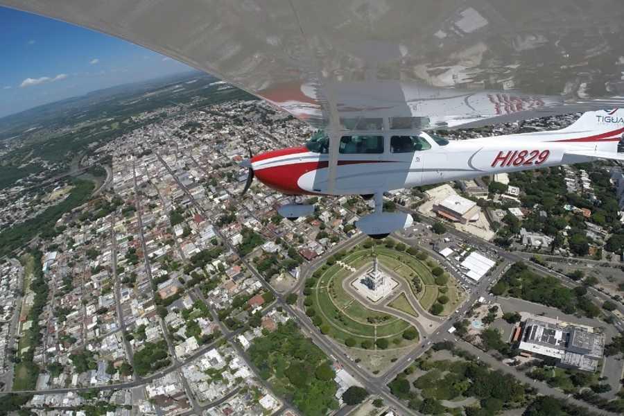 Tigua Aerotours S.R.L. SDQ ➝ STI (Santiago de los Caballeros)