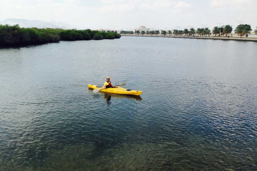 Absolute Adventure Kalba Kayak
