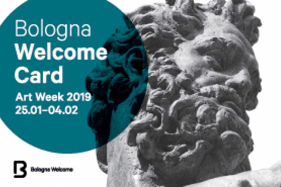 Bologna Welcome Bologna Welcome Card Art Week