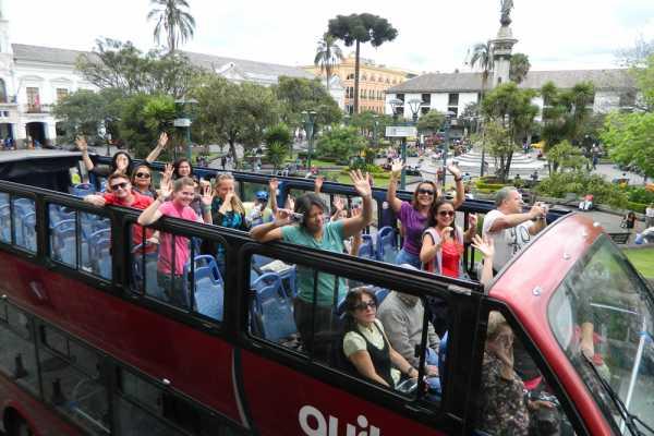 Quito City Tour - Ticket 2 días