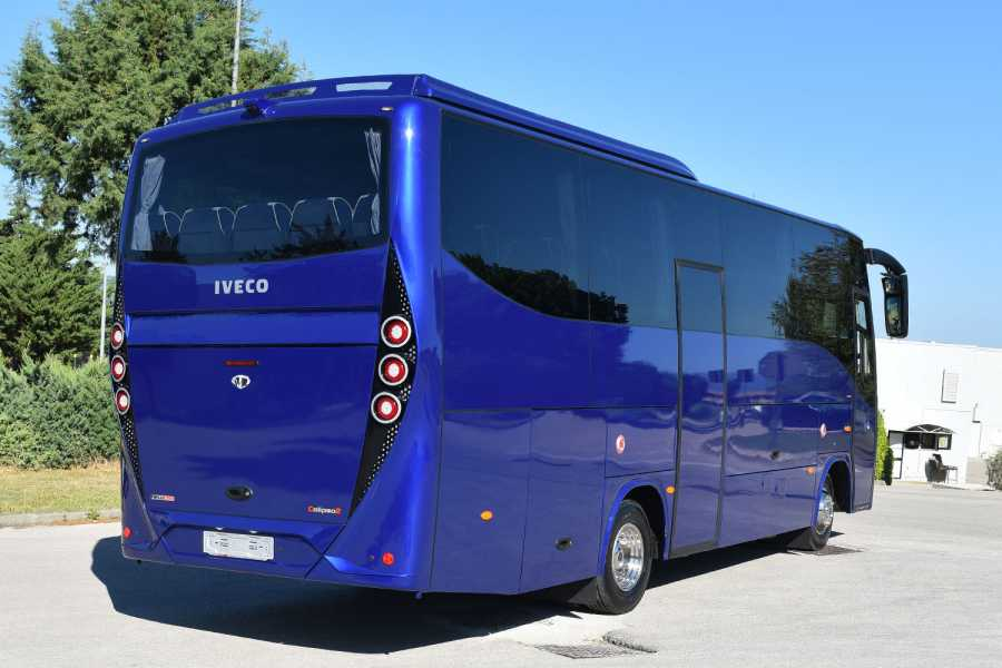 ACCORD Italy Smart Tours & Experiences Private Bus or Minivan Service