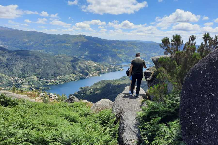 ECO4adventure Jipe Tour Reserva Mundial da Biosfera transfronteiriça Gerês - Xurês