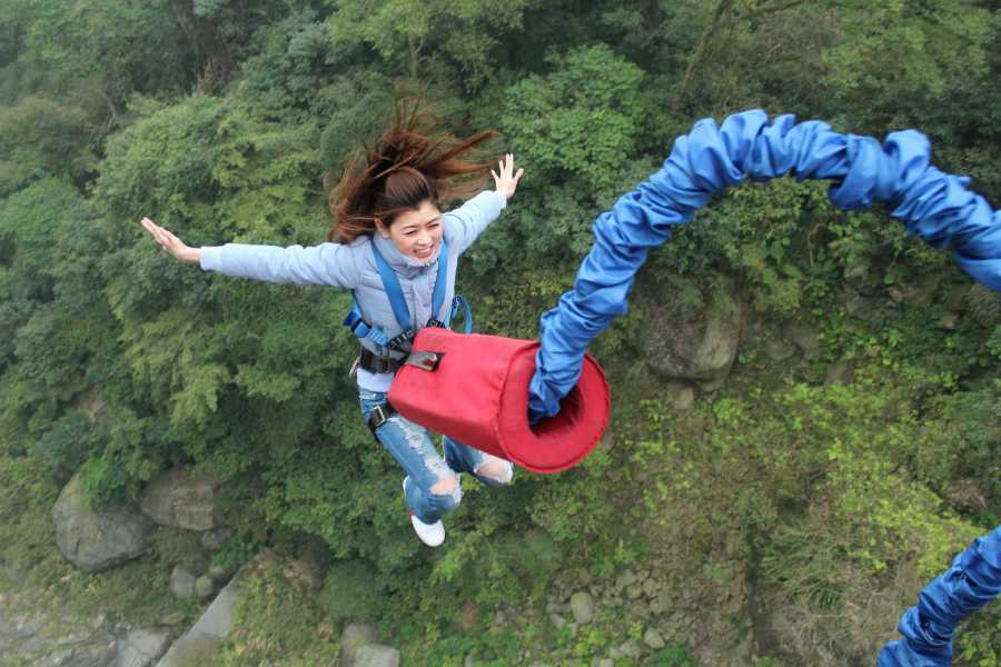 Turistico s.r.o. Bungee jumping