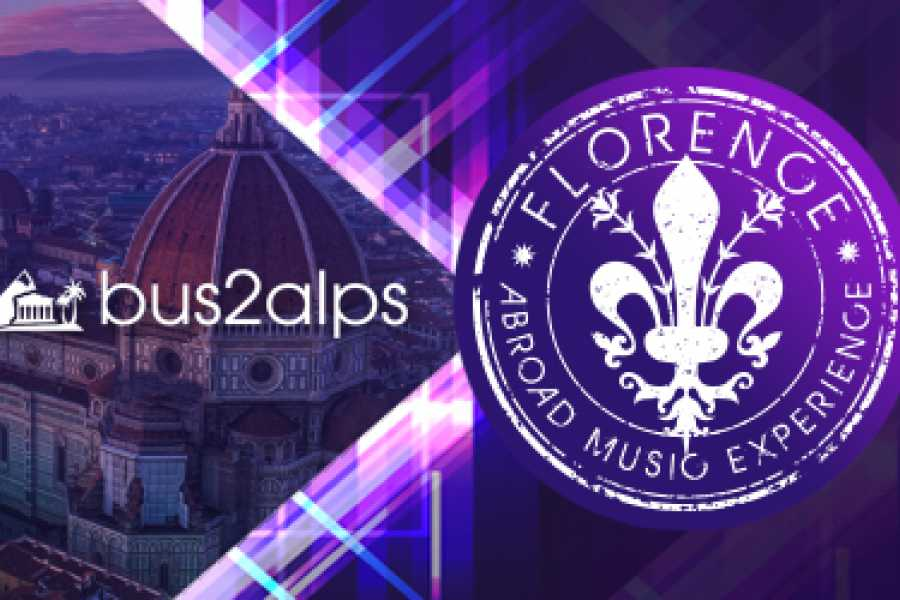 Bus2Alps AG Transportation To Florence Abroad Music Experience (FAME) Night 1 (Steve Aoki & MATOMA at Tenax)