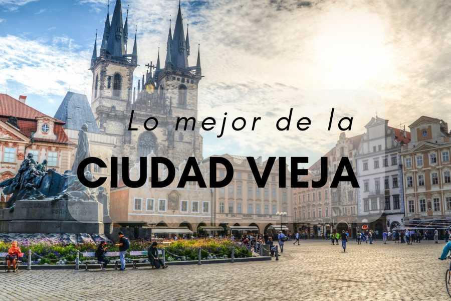 Turistico s.r.o. MONUMENTOS ICÓNICOS DE LA CIUDAD VIEJA