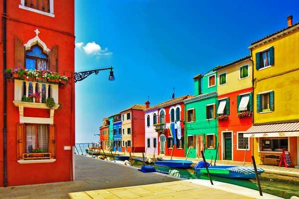 Venice Tours srl Private half day excursion to Murano and Burano island