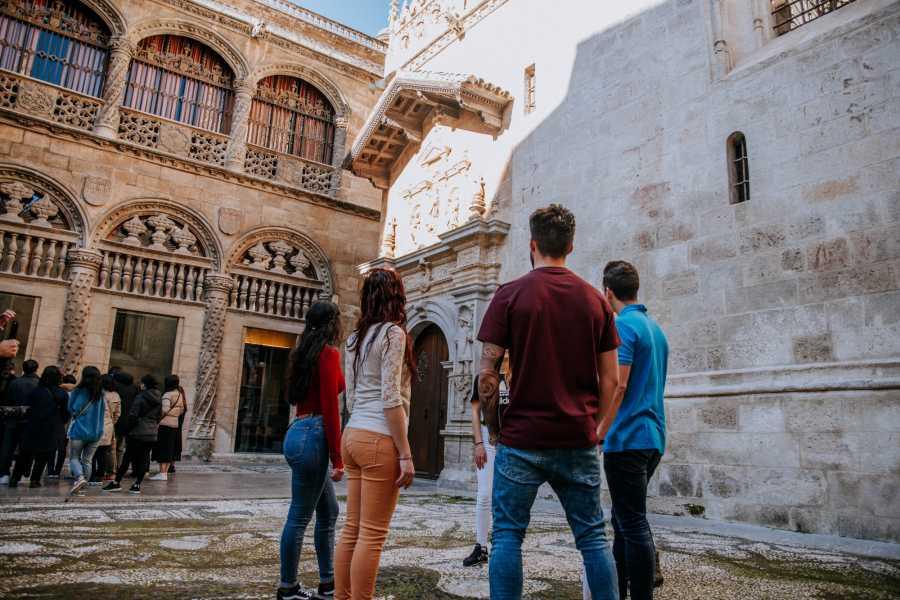 Andalucia Experience Granada: Visita a la Catedral y Capilla Real.